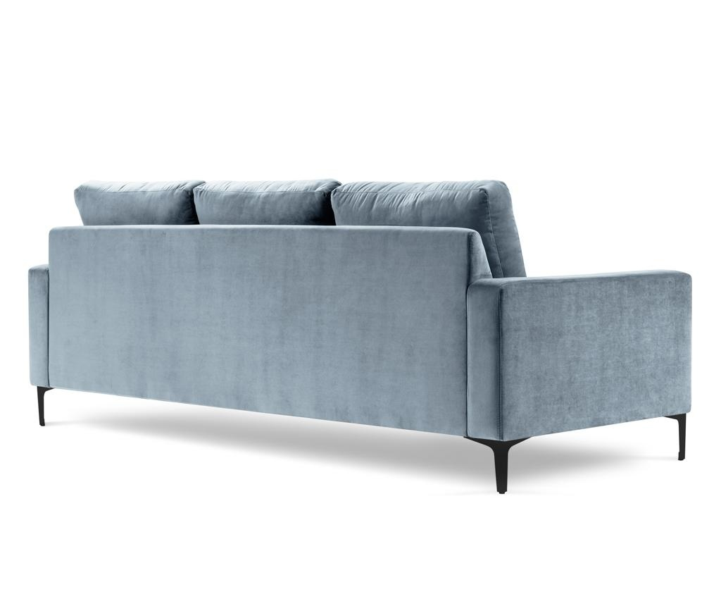 Sofa dvosjed Harmony Light Blue