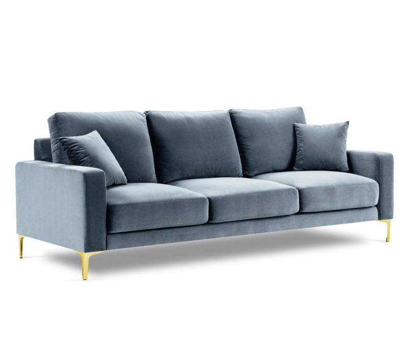 Sofa trosjed Poeme Light Blue