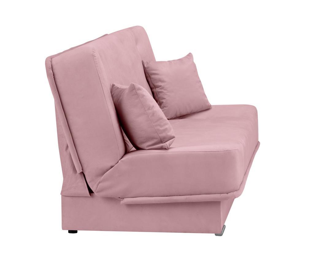 Kauč trosjed na razvlačenje Andre Pink