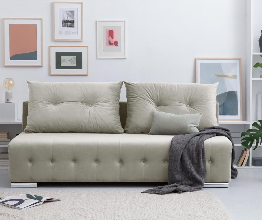 Kauč trosjed na razvlačenje Robert Cream