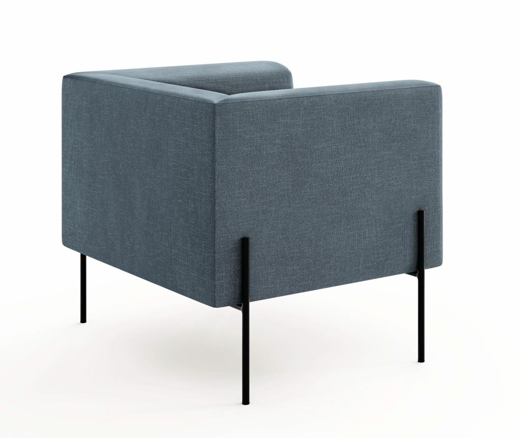 Fotelja Nina Blue
