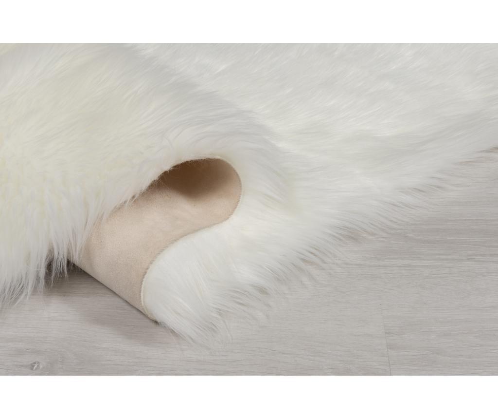 Tepih Sheepskin Faux Ivory 120x170 cm