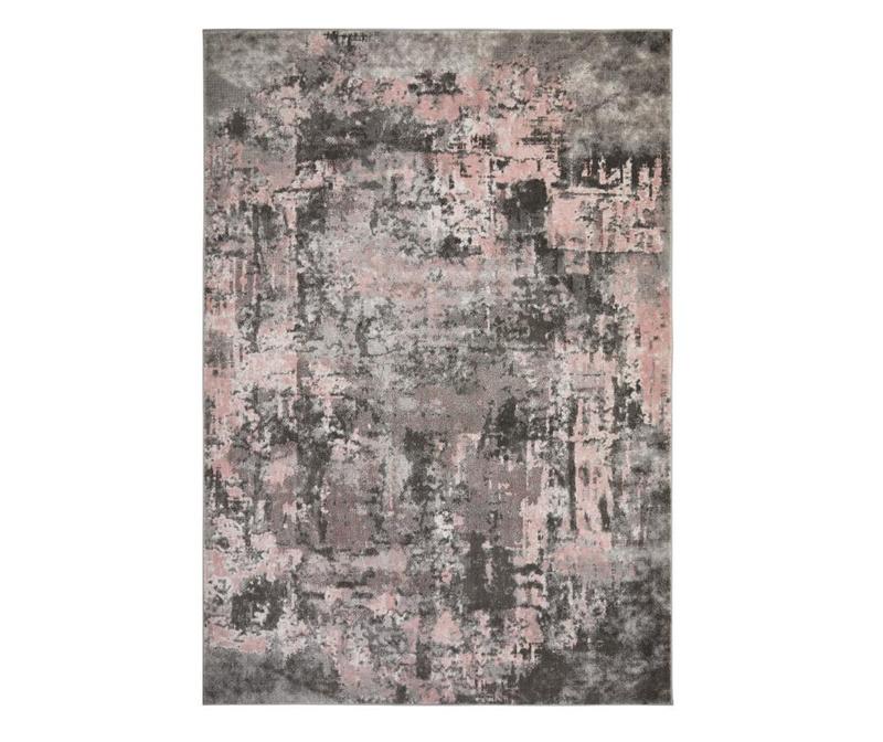 Koberec Wonderlust Grey Pink 80x150 cm