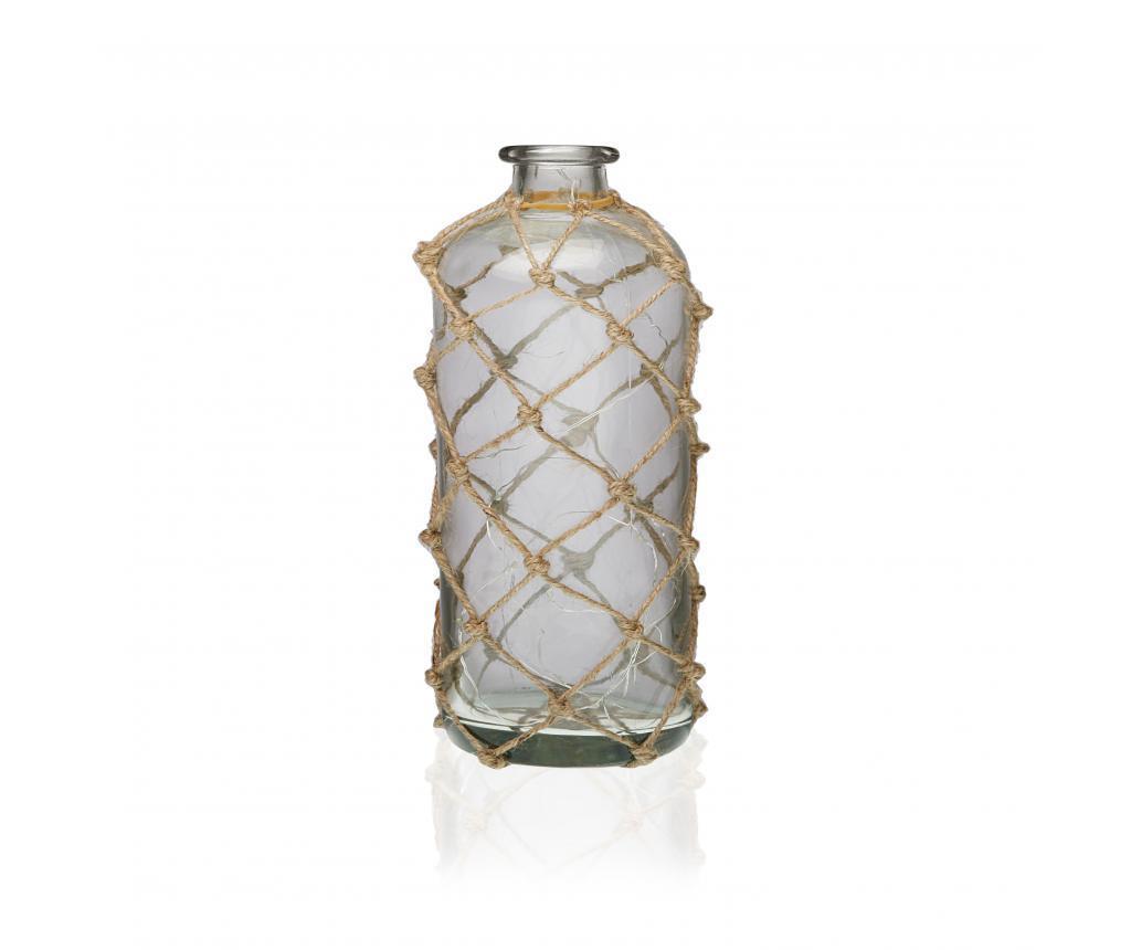 LED okrasna steklenica