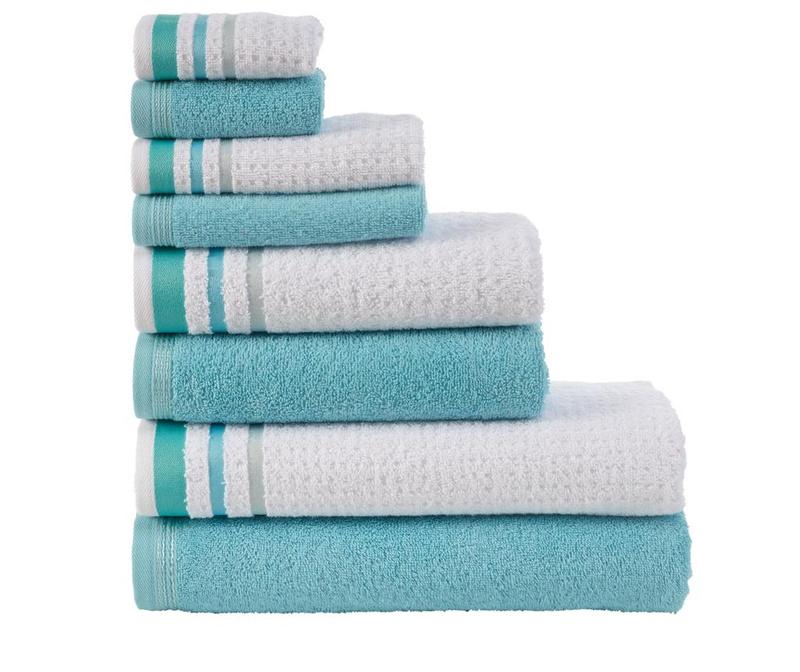 Set 8 ručnika