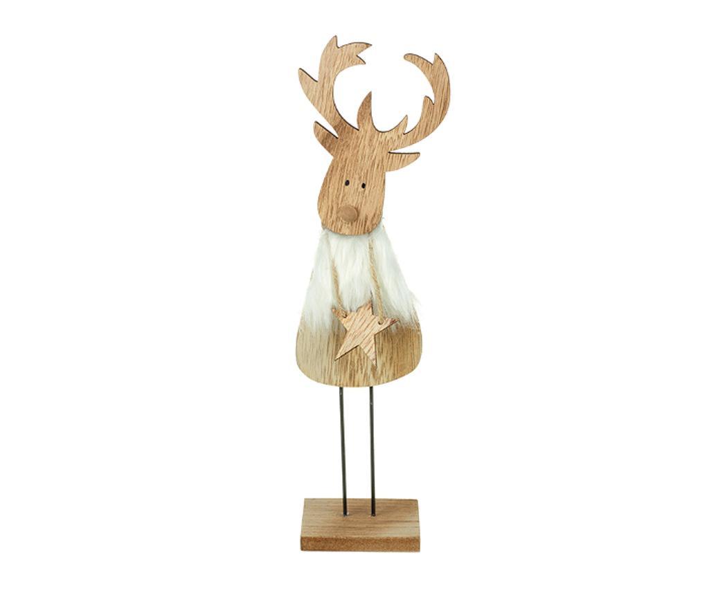 Dekoracija Reindeer With Star