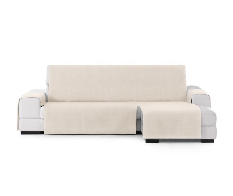 Калъф за десен ъглов диван Levante Cream 80x240 см