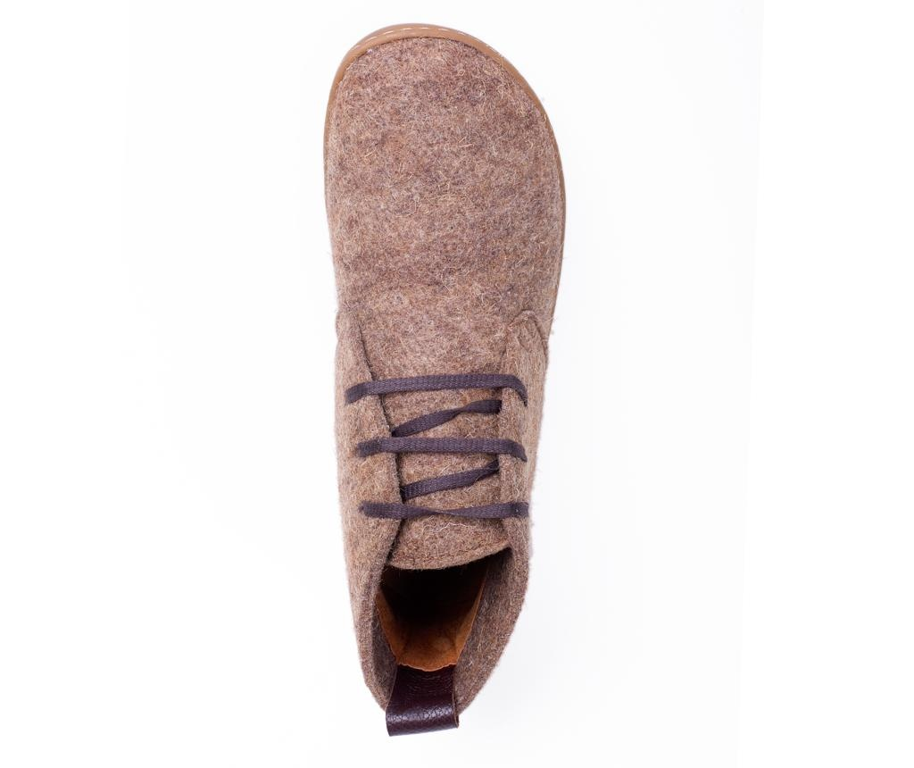 Ženske čizme BlasWool Brown 37