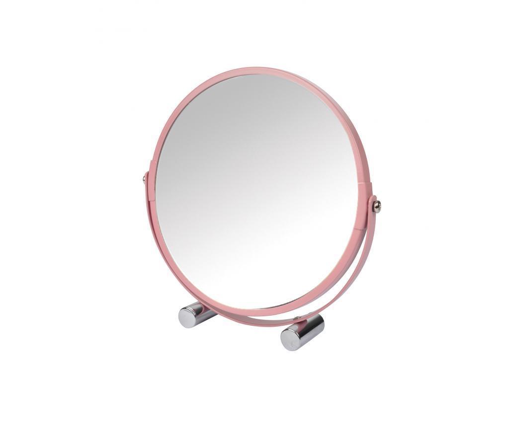 Vitamine Light Pink Asztali tükör