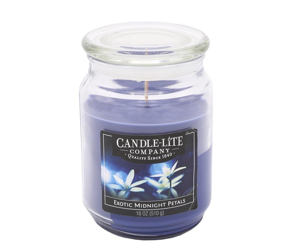 Exotic Midnight Petals Illatgyertya 530 ml