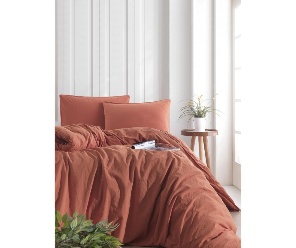 Posteljnina King Extra Standart Mecca Orange
