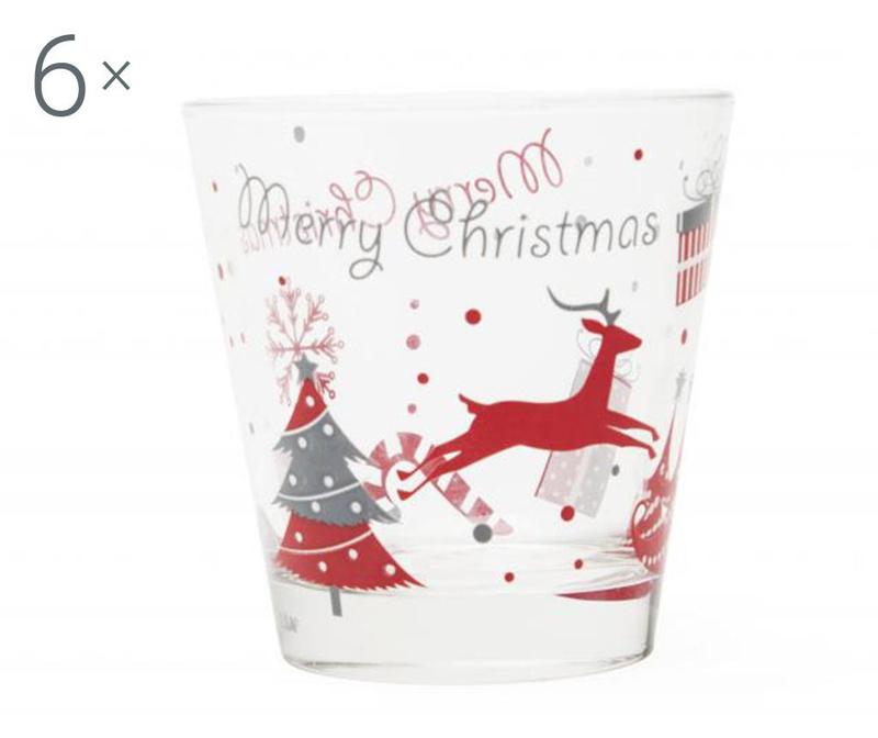 Set 6 čaše