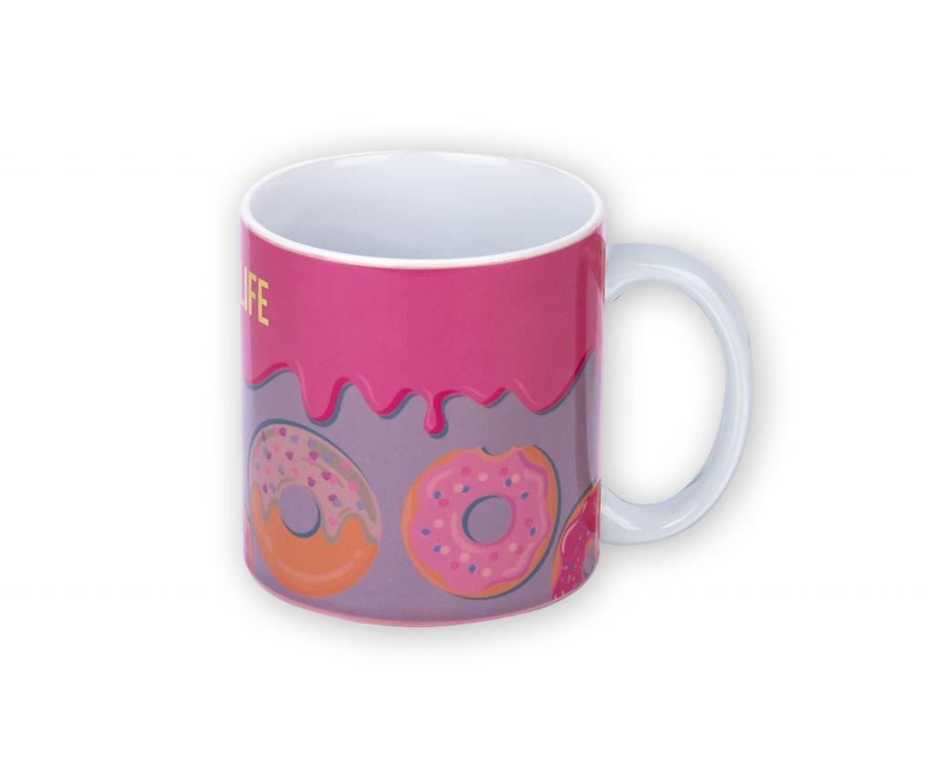Donut Bögre