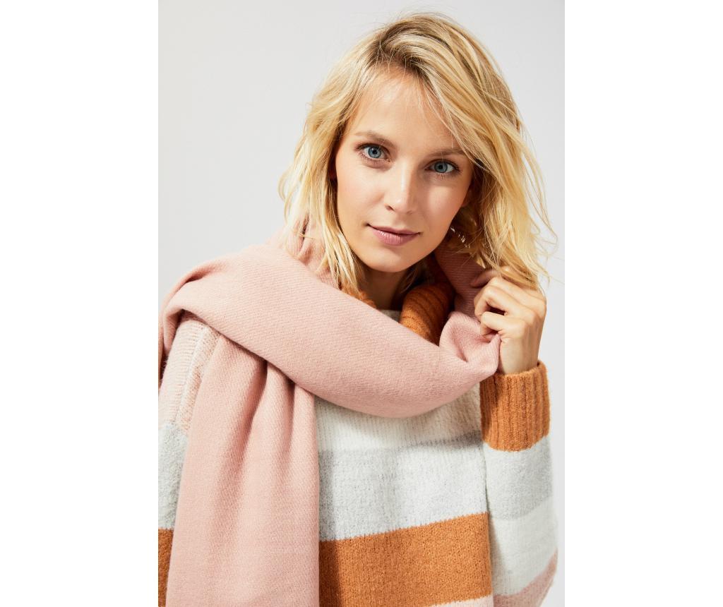 Ženska marama Felicity Pink 65x180 cm