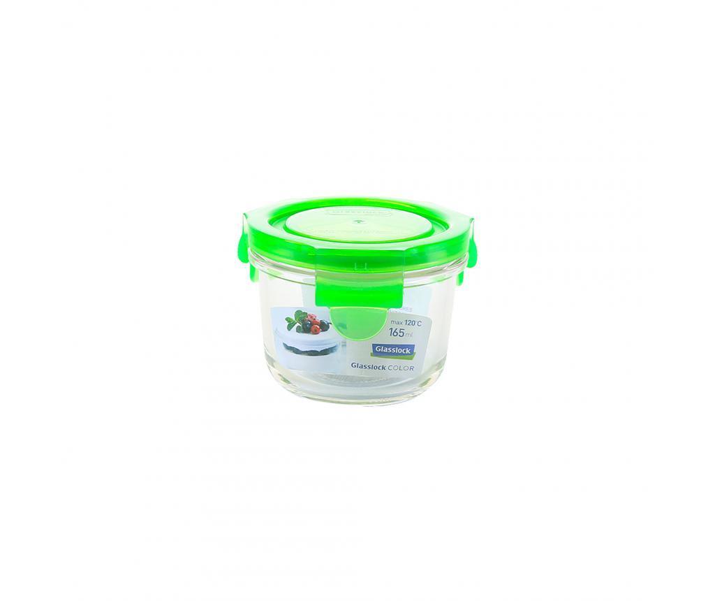Posuda s hermetičkim poklopcem Compact Classic Green 165 ml
