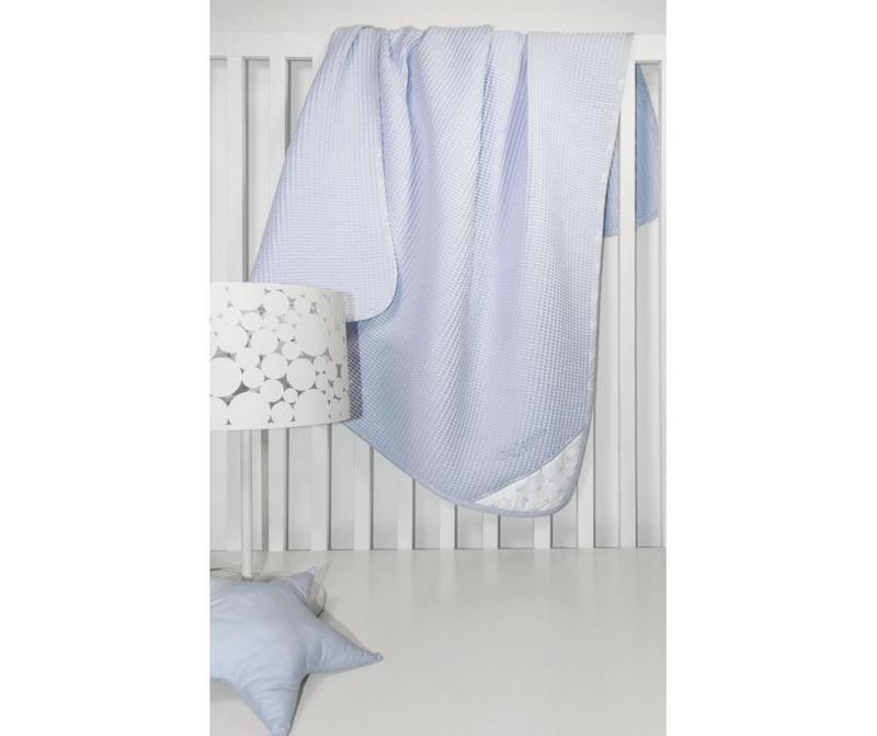 Dětský pléd Heaven Blue 110x150 cm