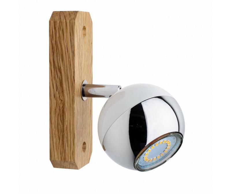 Zidna svjetiljka Bianca Wood