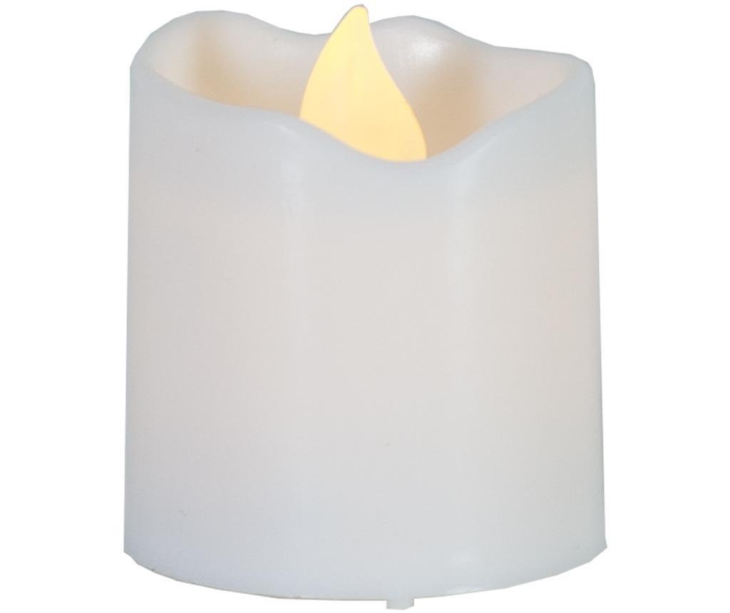 Set 6 LED svijeće Packy