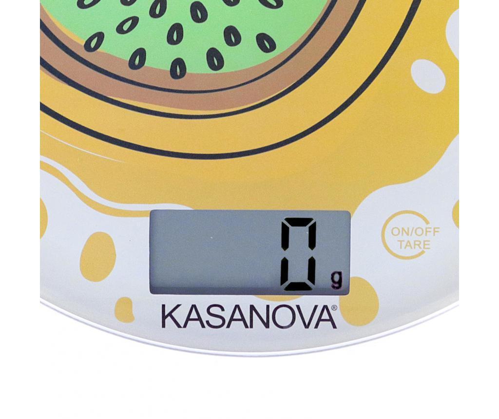 Elektronska kuhinjska vaga Kiwi