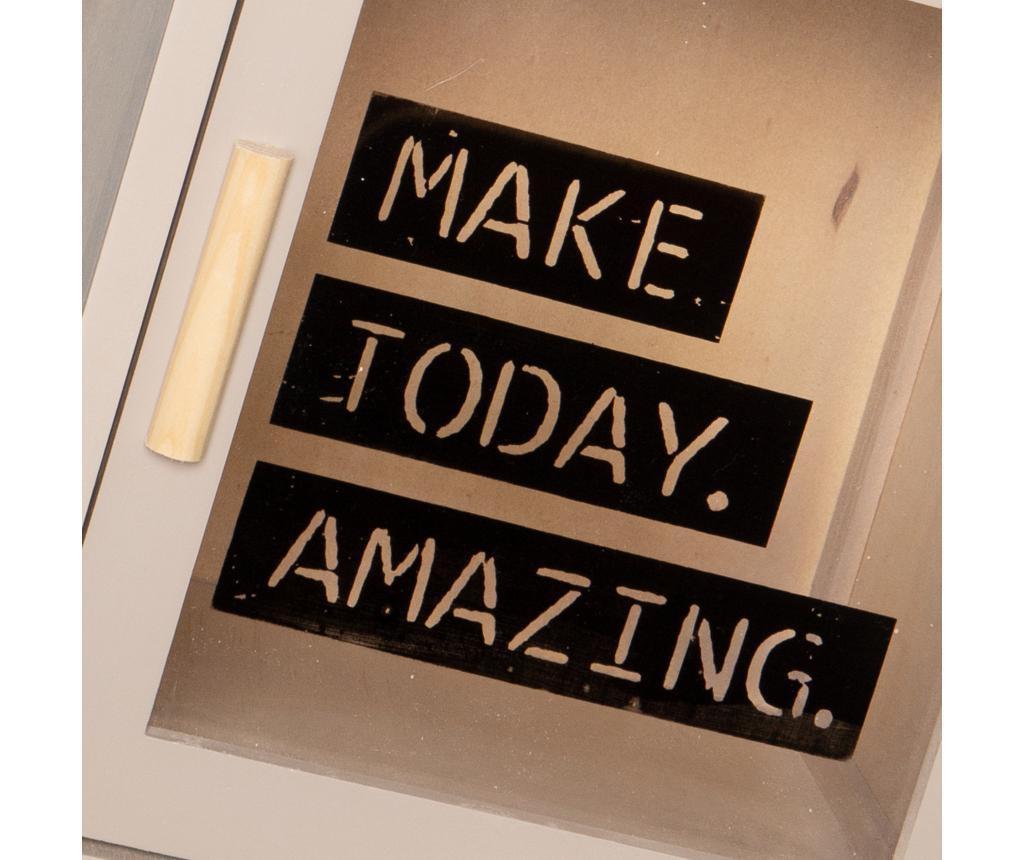 Make Today Amazing Szekrény