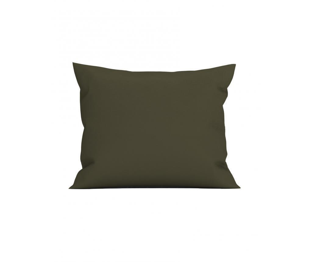 Fata de perna Perkal Olive 60x70 cm