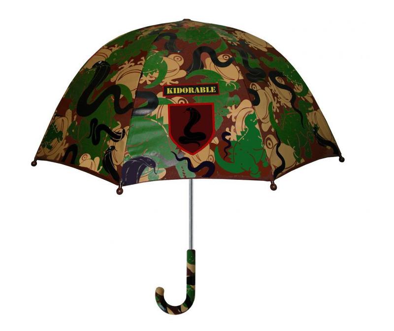 Otroški dežnik Camouflage