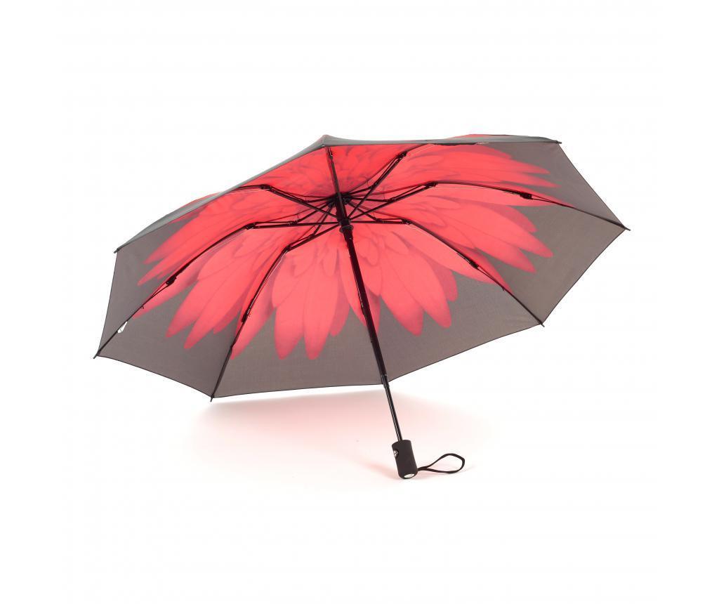 Kišobran Reverse Daisy Red