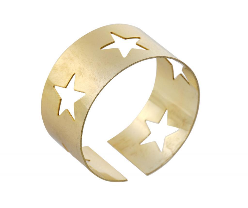 4 prstena za ubruse