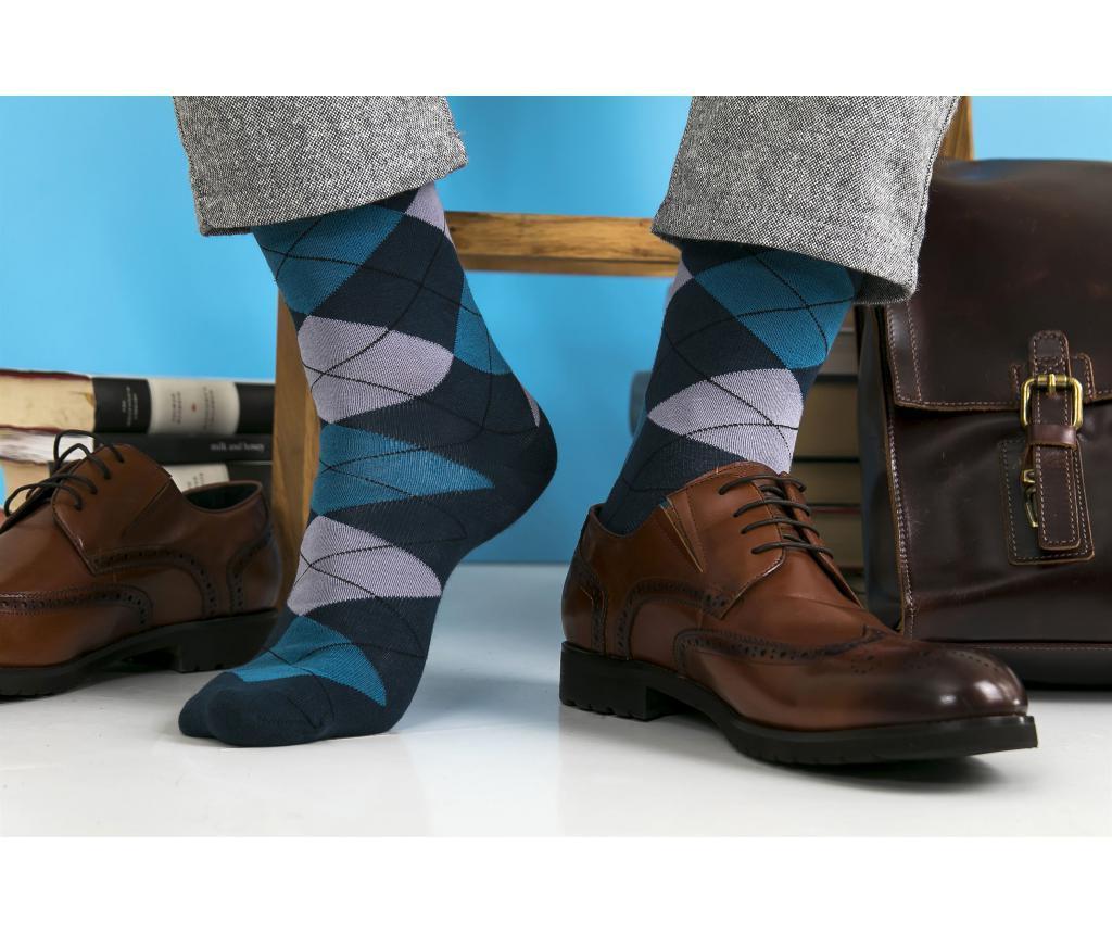 Set 7 pari čarapa unisex Burnby Hall Gardens 37-43