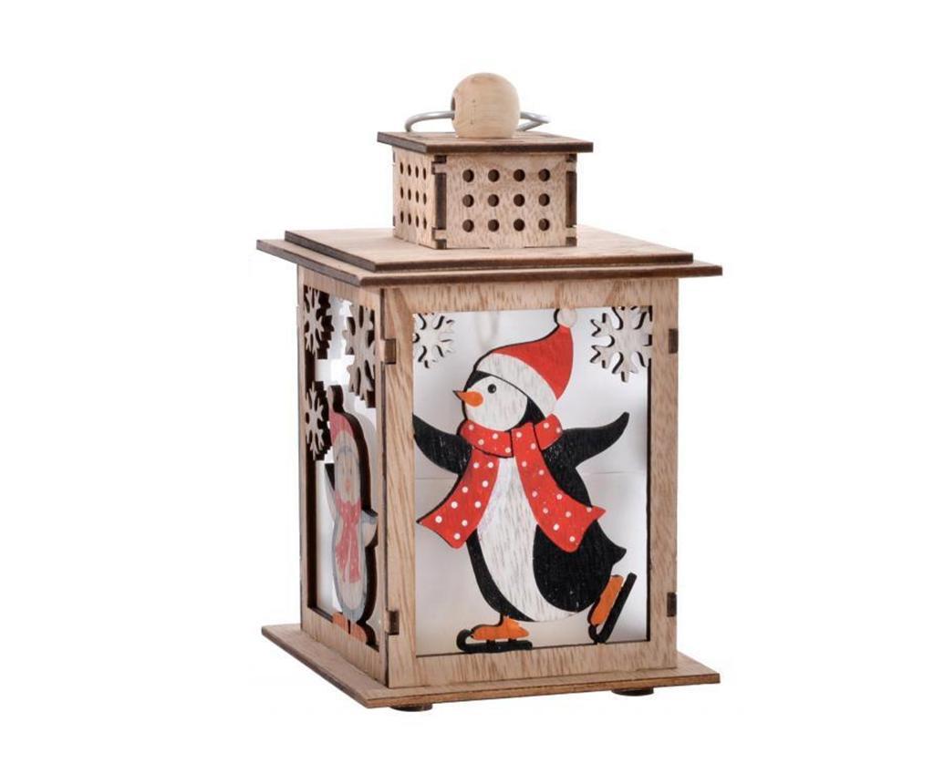 Svetlobna dekoracija Penguin