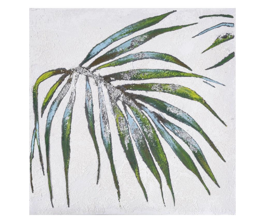 Tablou Palm Leaf 30x30 cm