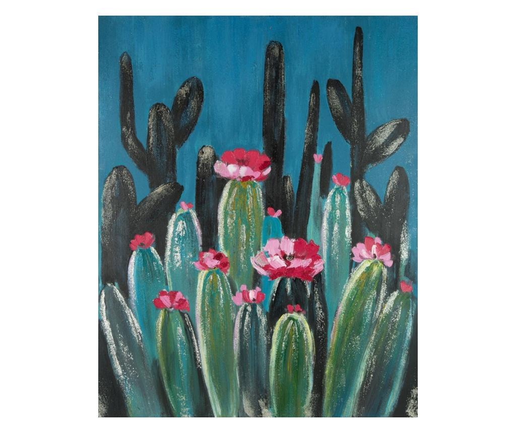 Slika Cactus 80x100 cm