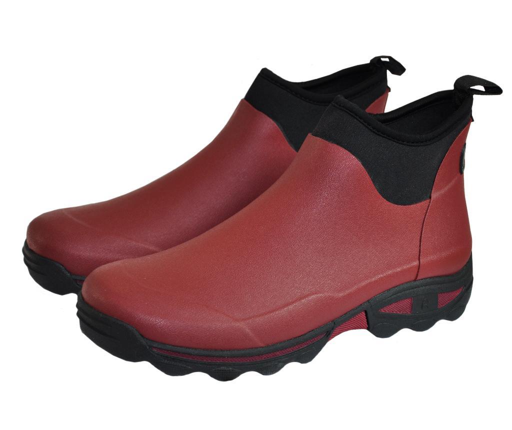 Ženski dežni škornji Bottillon Red 38