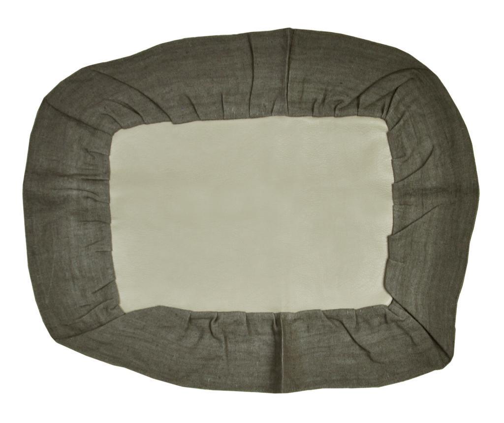Eternity Brown Tányéralátét 40x50 cm