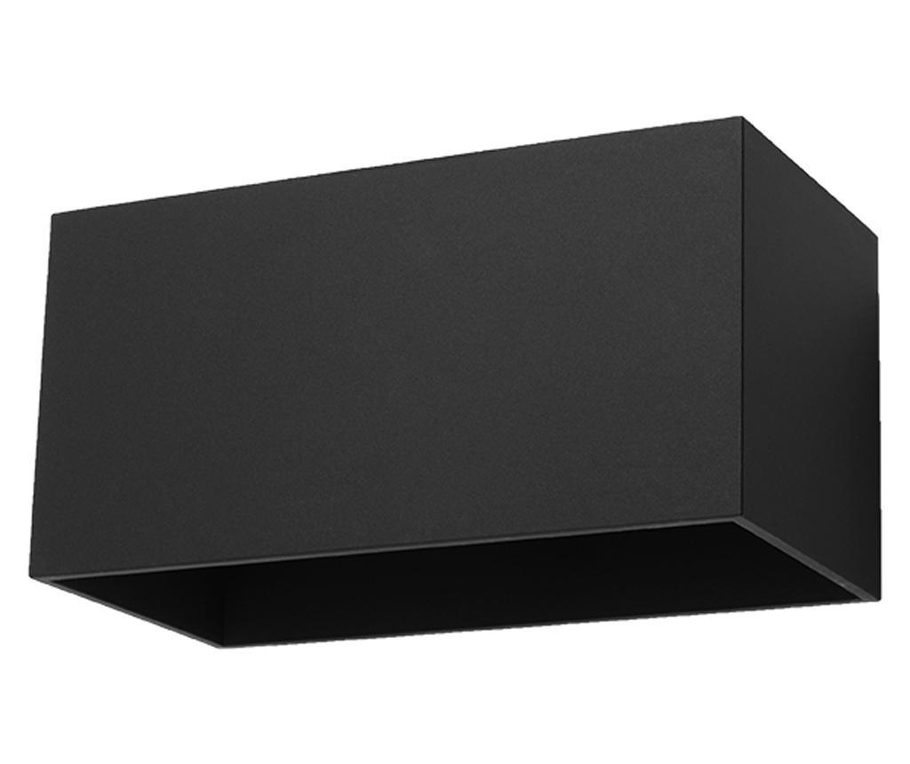 Zidna svjetiljka Geo Maxi Black