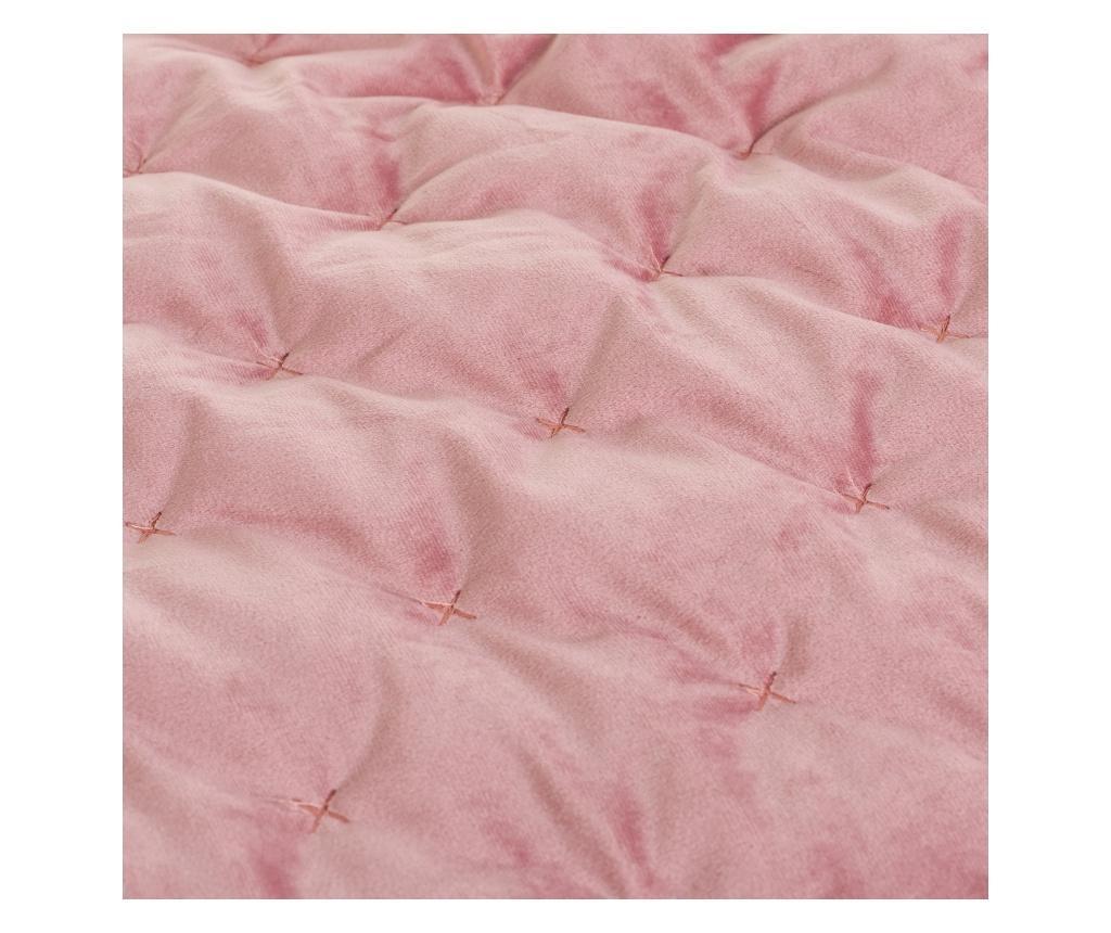 Sun Pink Steppelt ágytakaró 235x260 cm