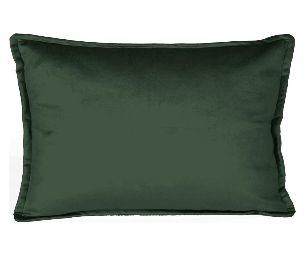 Perna decorativa Nasal Dark Green 35x50 cm