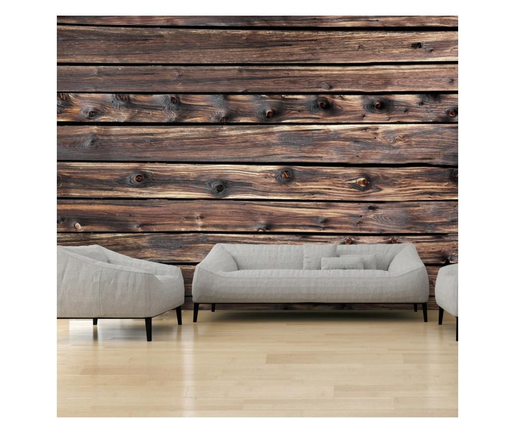 Tapet Wooden Warmth 245x350 cm