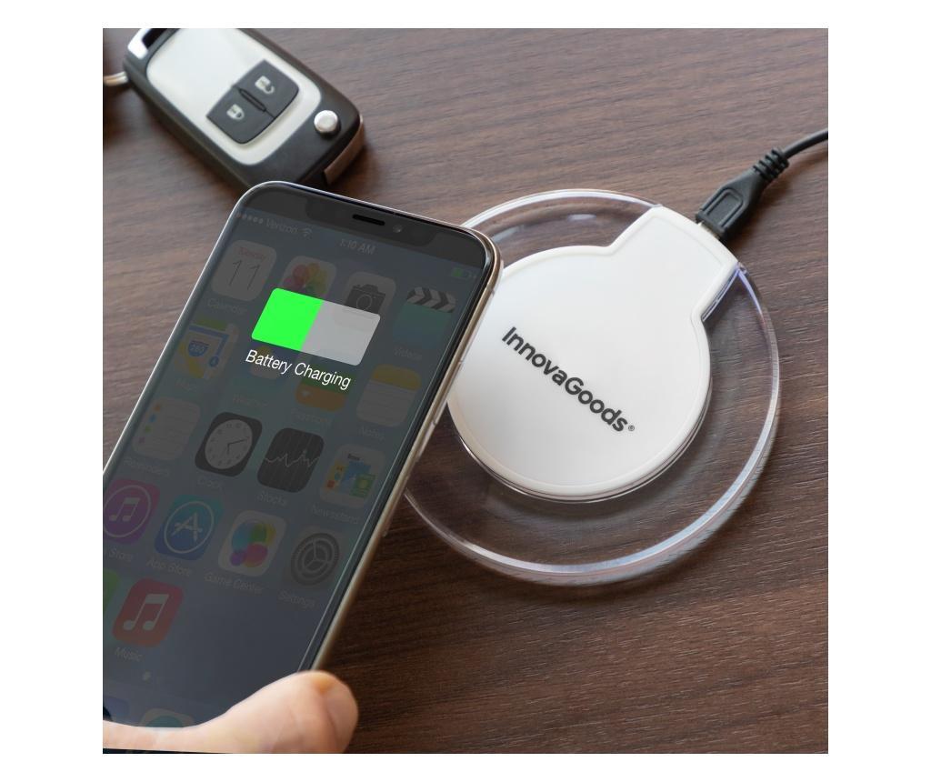 Brezžični polnilec za pametne telefone Qi