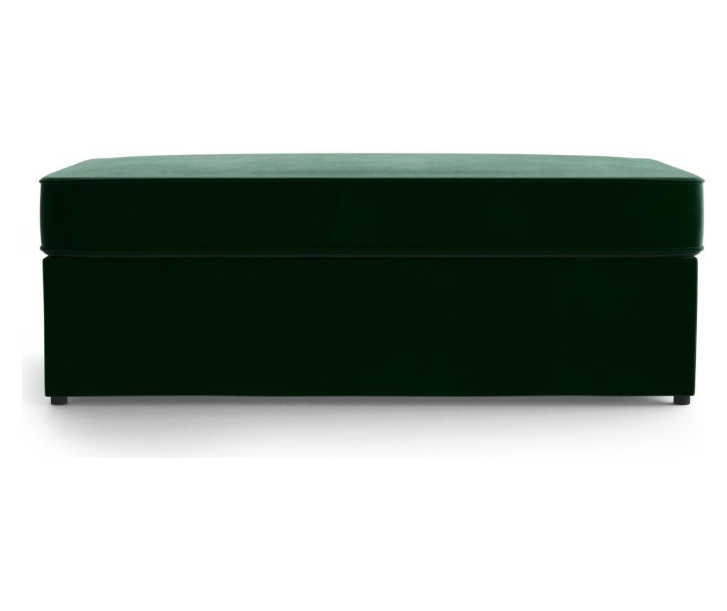 Bancheta extensibila Brady 130 Uni Green