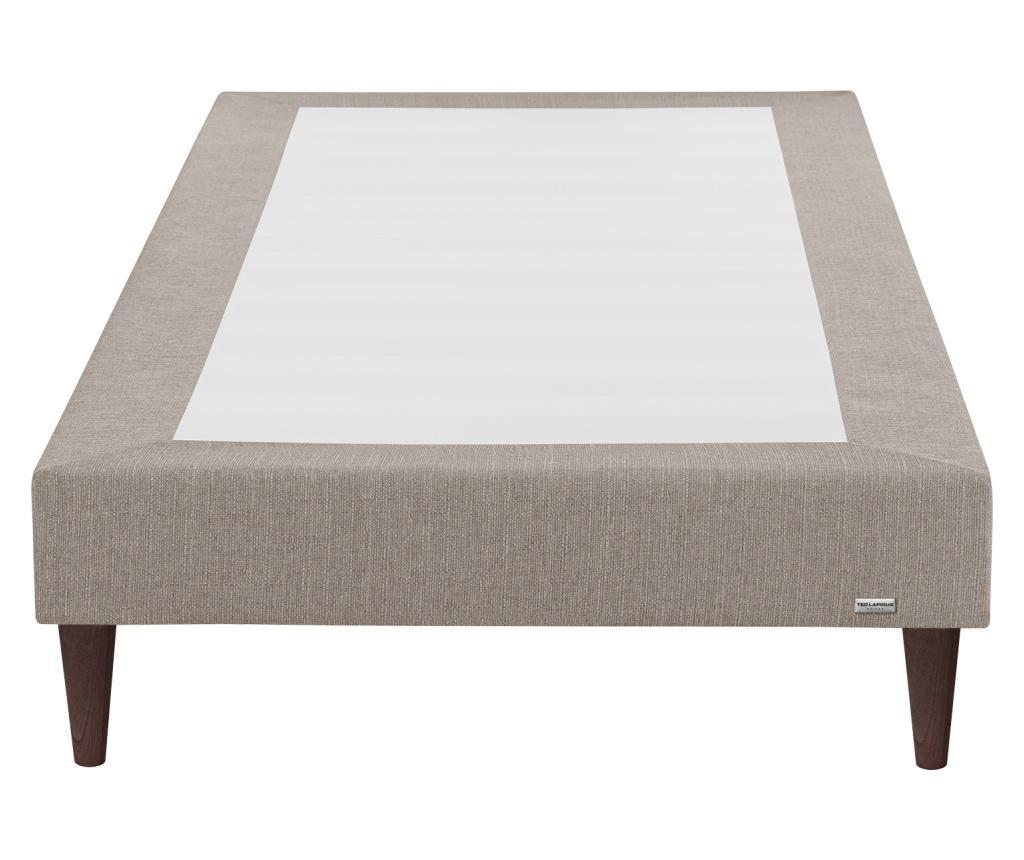 Rešetkasti okvir kreveta Calcite 90x200 cm