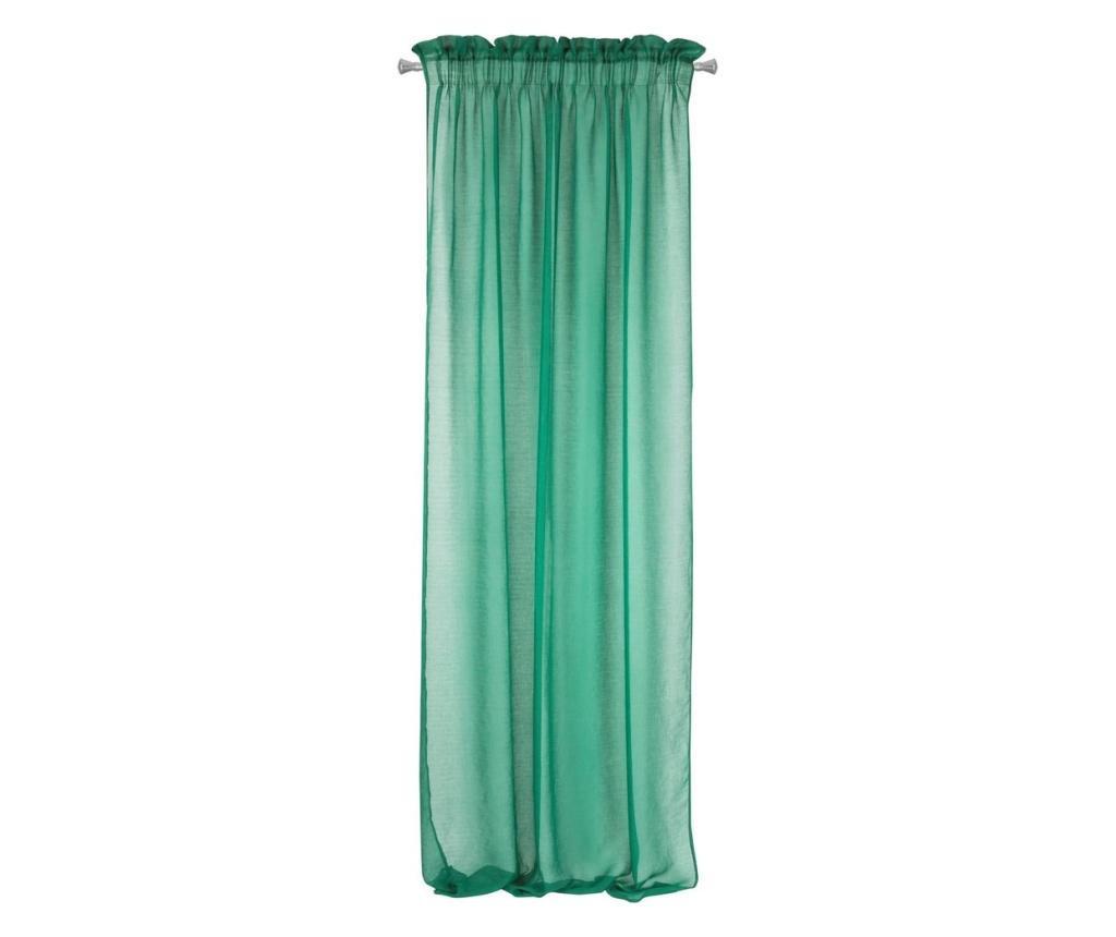 Metis Green Függöny 140x300 cm