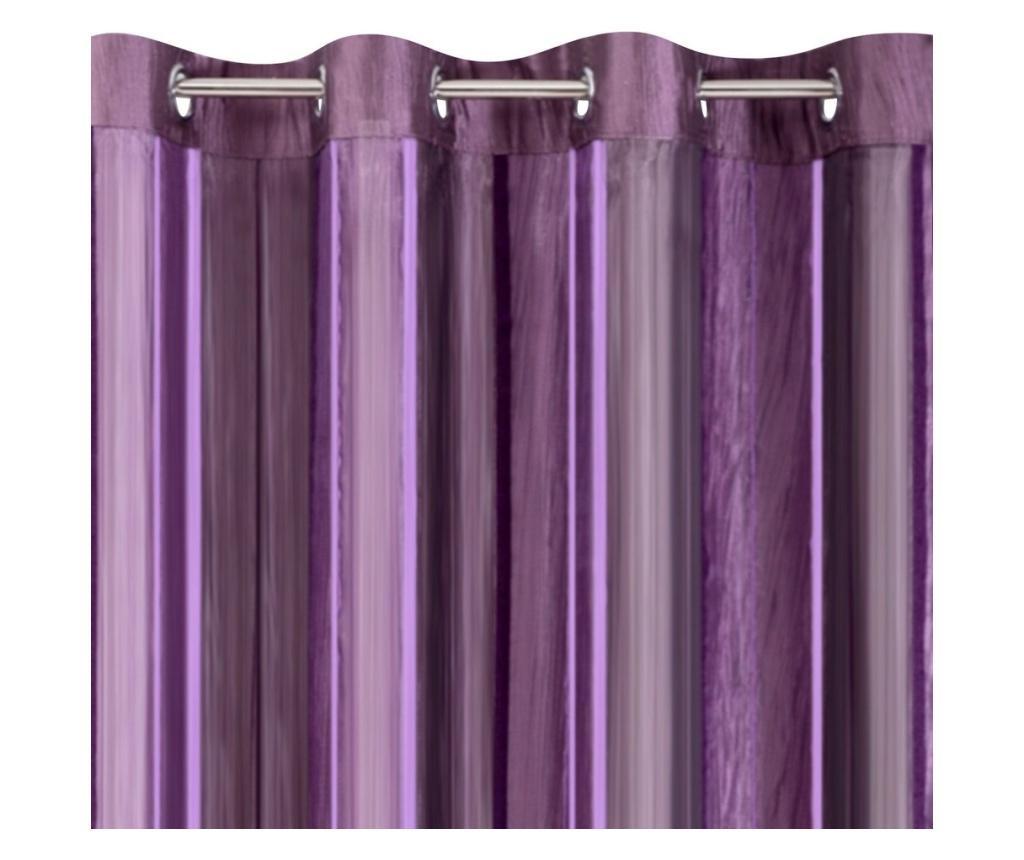 Rudy Violet Sötétítő 140x250 cm