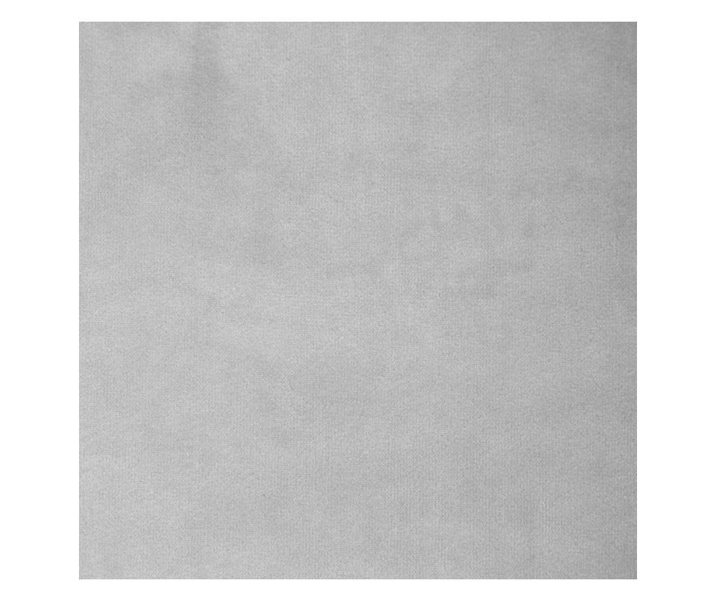 Draperie Velvet Silver 140x250 cm