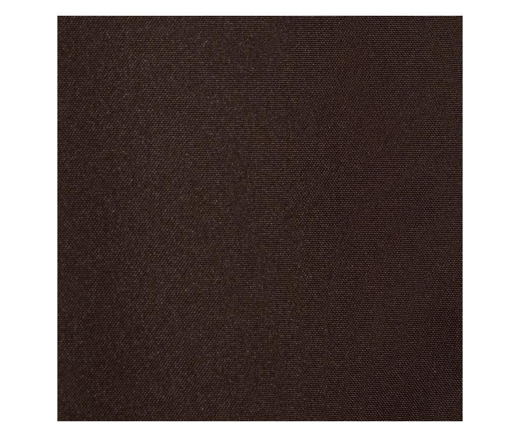 Evita Brown Rings Sötétítő 140x250 cm