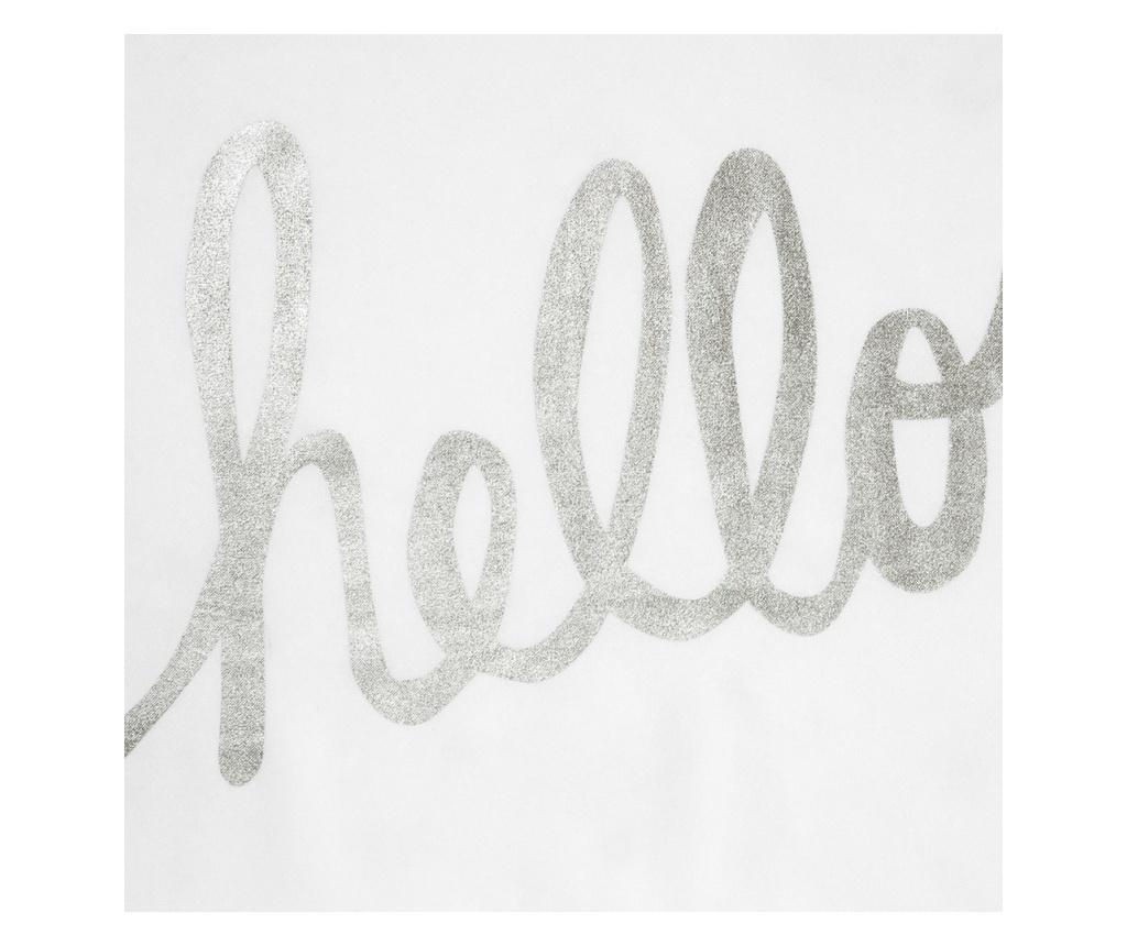 Závěs Hello White 140x250 cm