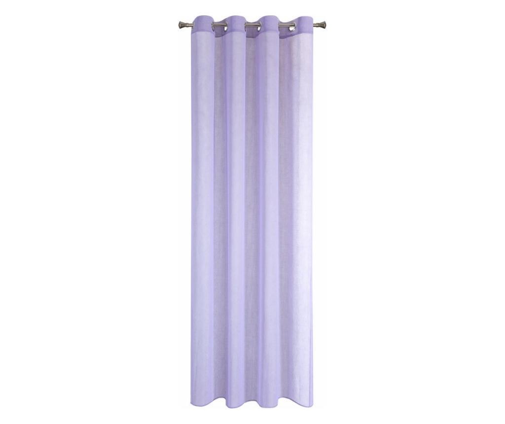 Perdea Ester Purple 140x250 cm