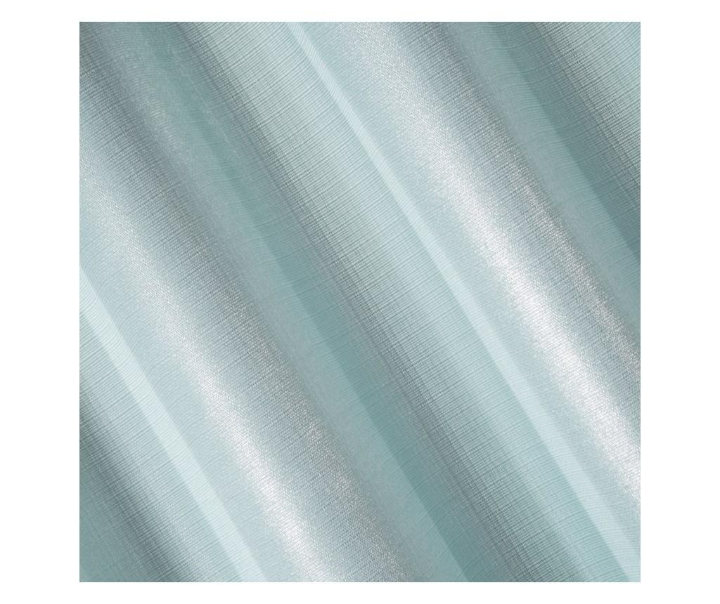 Draperie Leila Green Rings 140x250 cm