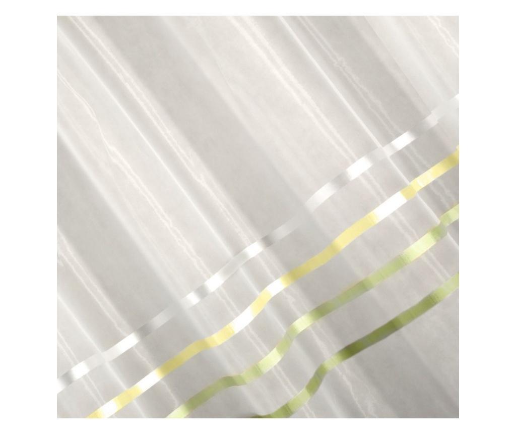 Zavesa Gabi Evio Cream Green 160x295 cm