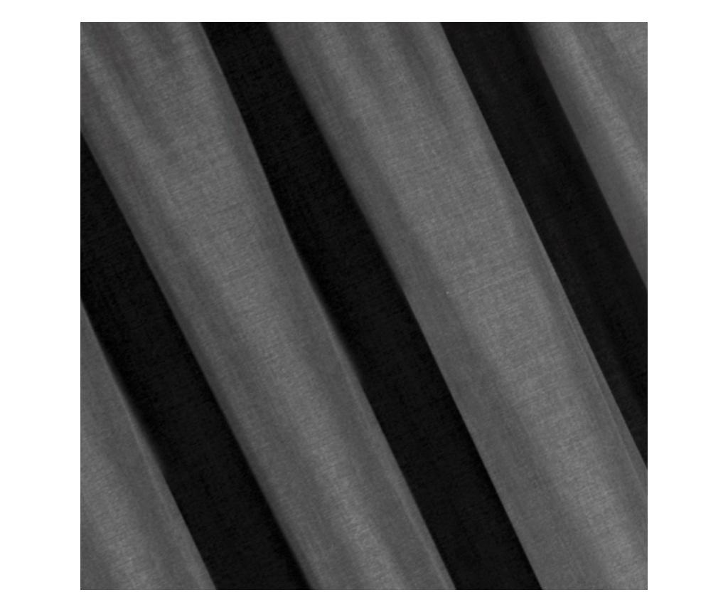 Amelia Grey & Silver Tape Sötétítő 140x270 cm